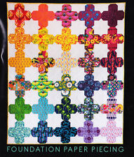 Ventana - foundation paper pieced quilt PATTERN - Alison Glass