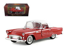 1955 FORD THUNDERBIRD RED HARDTOP 1/32 DIECAST MODEL CAR BY ARKO PRODUCTS 05511