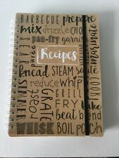 Blank Recipe Book Journal (Valentines Gifts for Foodies Cooks Chefs Cooking)
