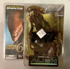 203 MCFARLANE MOVIE MANIACS SERIES 6 WARRIOR ALIEN ACTION FIGURE RESURRECTION