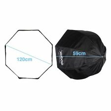 "GODOX 120cm 48"" Octagon Umbrella Flash Softbox Reflector For Camera Speedlite"