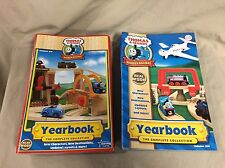 2007 & 2008 Thomas Engine Wooden Railway Yearbook Collection Vol XIII & XIV Lot