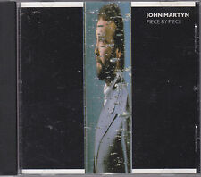 JOHN MARTYN - piece by piece CD