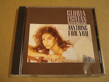 CD / GLORIA ESTEFAN AND MIAMI SOUND MACHINE - ANYTHING FOR YOU