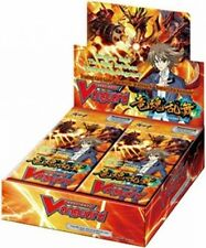 ENGLISH Cardfight Vanguard Onslaught of Dragon's Souls Booster Box BT02 SEALED!