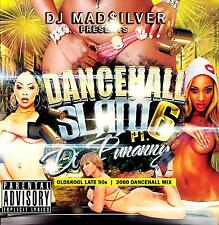 DJ MADSILVER REGGAE DANCEHALL  90's - 2000 OLD SKOOL REGGAE MIX CD