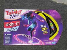 Twister Rave Light Up Skip It Light It Up  to Level Up