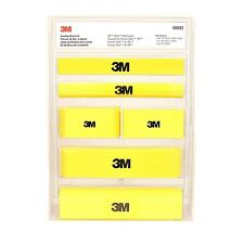 3M 05692 Stikit Sanding Block Kit, 5692