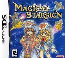 Magical Starsign, (DS)