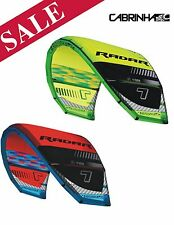NEW 2016 Cabrinha Radar Kitesurfing Kite 9m Yellow RRP £849 SAVE 30%