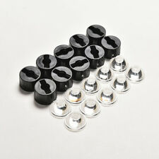 10Pcs  60 degree Lens Reflector Collimator with Holder Set For 1w 3w 5w LED