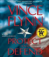 Protect and Defend: A Thriller by Schultz, Armand