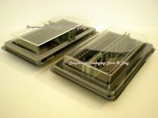 PC RAM Memory Tray Case Qty 4 - fits 40 Desktop PC or 80 Laptop Modules 4 - New
