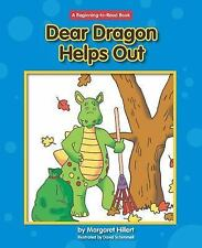 Dear Dragon Helps Out (Beginning-To-Read - Dear Dragon (Library))-ExLibrary