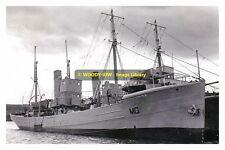 rp13228 - Royal Navy Trawler - HMS Magnolia , built 1930 - photograph 6x4