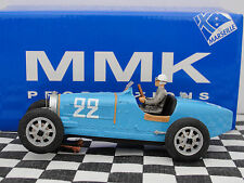 MMK BUGATTI TYPE 51 #22 WINNER  SF 22  BLUE  RESIN LE  1:32 SLOT BNIB
