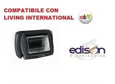 SUPPORTO STAGNO AUTOPORTANTE SERIE LIFE COMPATIBILE BTICINO LIVING INTERNATIONAL
