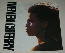 "NENEH CHERRY 7"" SINGLE MANCHILD PICTURE SLEEVE VGC 1989 YR30"