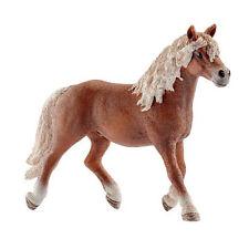 Schleich 13813 Haflinger Horse Stallion Model Toy Figurine 2016 - NIP