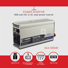 1000W 12V DC to 220/230V AC Car Power Inverter Home power converters USB Output