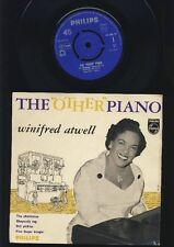 Winifred Atwell - The Other Piano  - EP 7 Inch Vinyl Single - HOLLAND
