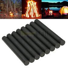 """Lot 8 Ferrocerium 5/16"""" Flint Fire Starter Survival Magnesium Rod kits lighter"""