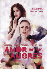Amor De Miss Amores DVD - Spanish Comedy