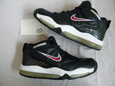 Nike Air Total Aggress Force sz 10 David Robinson 90s OG Vintage black red VNDS