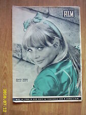 HELLE HERTZ on cover archive Film 49/69 Polish magazine