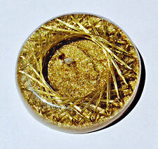 Golden Orgonite EMF Transducer 21 Vortex Metayantra Pranic Device, ORGONE