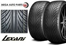 (2NEW) Lexani LX-Seven 275/40R20 106W XL ALL SEASON Ultra High Performance Tires
