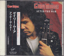 GARY MOORE - after the war CD japan edition