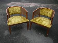 paire de fauteuils bergères style Directoire à rénover
