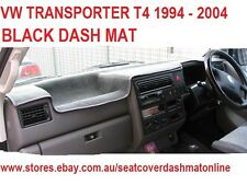DASH MAT, DASHMAT, DASHBOARD COVER FIT VW TRANSPORTER T4 1994 - 2003, BLACK