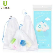 UKISS Bubble Maker for Creamy ample lather Face Sponge Cleansing Foam mate  #DF