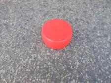 1 Kloat mit Bleikern in den Farbe Rot / Boßeln / Scheiben / Kloats