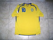 Ibrahimovic Sweden Milan PSG Ajax Shirt Jersey Player Issue Match Un Worn