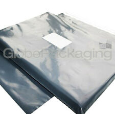 """50 x Grey Postal Mailing Bags 9"""" x 12"""" *SPECIAL LTD OFFER* 9x12"""" Postage Bags"""