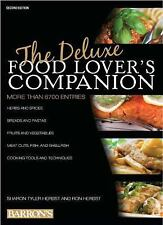 The Deluxe Food Lover's Companion by Ron Herbst and Sharon Herbst (2015,...