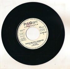 LA TOUR - PEOPLE ARE HAVING SEX - EXTREME II - MORE THAN WORDS - DISCO PROMO