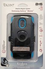 Trident Kraken AMS case for Samsung Galaxy Nexus in New Retail Packaging - Blue