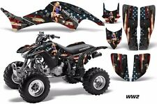 AMR Racing Honda TRX 400 EX Graphic Kit Wrap Quad Decal ATV 1999-2007 WW2 BOMBER