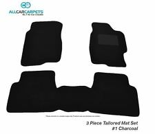 NEW CUSTOM CAR FLOOR MATS - 3pc - For Nissan Patrol Y61 Series 2 GU & ST