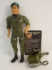 COLONEL TRAUTMAN ACTION FIGURE Vintage Rambo Force of Freedom 1986 Coleco SAVAGE