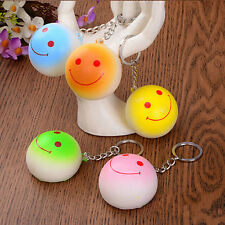 4cm   Bun Squishy Kawaii Buns Bread Charms Lovely Key Bag Cell Phone Straps HUUS