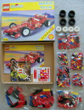 LEGO System Racing - Rare Model Team F1 Ferrari 2556 - New (open Box)