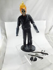 1/6 Hot Toys Ghost Rider MMS133 Johnny Blaze Body/Hand/Gun Set Loose Figure