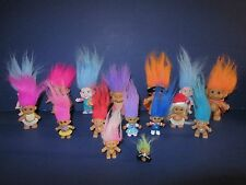 Vintage TROLL Lot 16 ACE RUSS Applause & Others