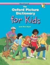 The Oxford Picture Dictionary for Kids (Monolingual English Edition), Joan Ross