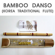 Bamboo Danso Korean Traditional Flute Musical Instruments